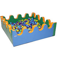 Сухой сенсорный бассейн Море 150, фото 1