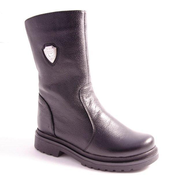 Сапоги женские черные Romani 2600325/2 р.36-41