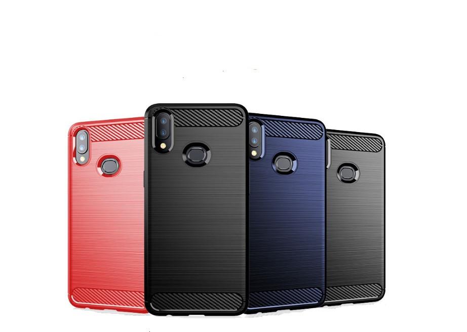 Чехол Carbon для Samsung A10S 2019 / A107F (2 цвета)