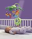 """Музыкальный мобиль Fisher Price в детскую кроватку """"Тропический лес"""", фото 6"""