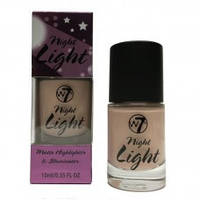 Хайлайтер W7 Night Light Matte Highligter & Illuminator 13мл, фото 1