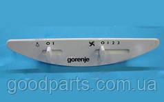 Панель управления к вытяжке Gorenje 115950