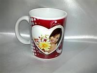 Любое изображение на чашку. Полтава