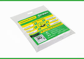 Агроволокно в пакетах 30 г/кв.м белое Agreen 4.2х10