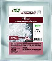 Фібра поліпропіленова 18 мм Сompact Arm Premium 0,9 кг, фото 1