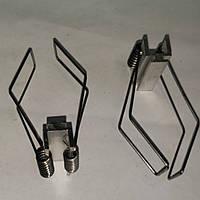 Пружинное крепление ПКСМ40 для профиля ЛСВ40, ЛС40, SV36
