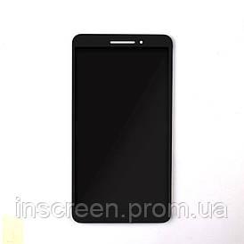 Экран (дисплей) Asus ZenFone Go 6.9 (ZB690KG), Z171KG ZenPad C 7.0 с тачскрином (сенсором) черный