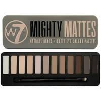 Палетка тіней для повік W7 MIGHTY MATTES 15,6 г