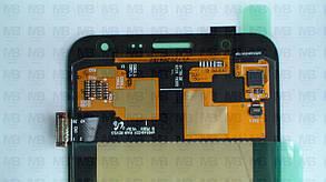 Дисплей с сенсором Samsung J700 Galaxy J7 Gold оригинал, GH97-17670B, фото 3