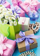 Подарочный пакет БОЛЬШОЙ ВЕРТИКАЛЬНЫЙ 25*37*8 см