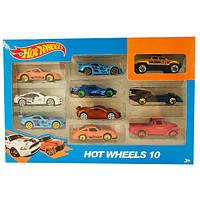 Машинки Hot Wheels (10 шт. в наборе)