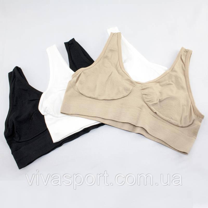 Бюстгальтер Ах Бра Ahh bra  - aire bra ( В комплекте 3 штуки ), размер М