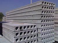 Плити перекриття багатопустотні ПБ 96.12-8К3, фото 1
