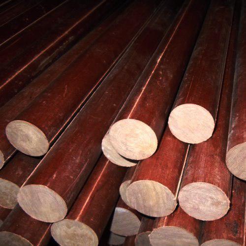 Текстолит стержневой диаметр 25,0мм., длина 1000мм. ТУ 05758999-014-96