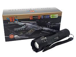 Тактичний світлодіодний ліхтар Bailong Police BL-1844