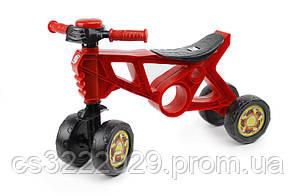 Детский Мотоцикл Беговел 2 Орион 188R Красный