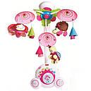 Мобиль музыкальный Мамина колыбельная розовый Tiny Love, фото 10