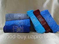 Комплект полотенец сауна DNZ Gulcan 6 100% cotton Sea 6шт 90х150 Турция  pr-sa01