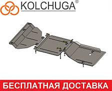 Защита двигателя Dodge Durango (с 2010---) объем-3,6