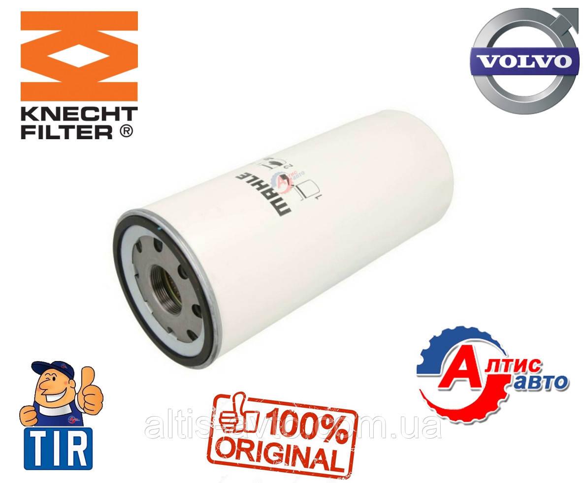 Масляный фильтр для Volvo FH, FM knecht-mahle OC282 для грузовиков 21170573