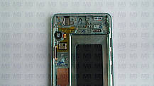 Дисплей с сенсором Samsung G973 Galaxy S10  Green, GH82-18850E, оригинал!, фото 3