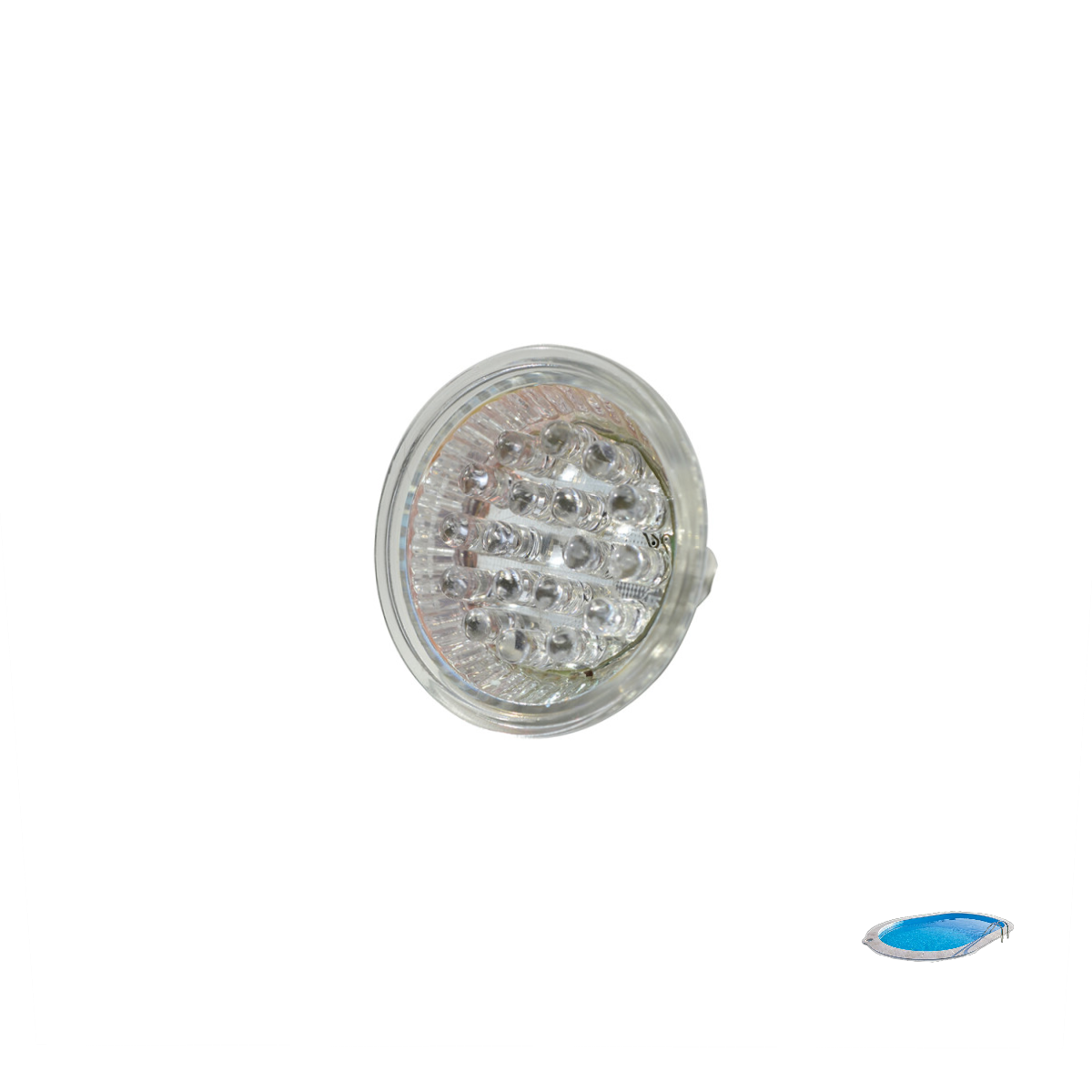 Лампа запасная 04011015 белая для Emaux LED-P50