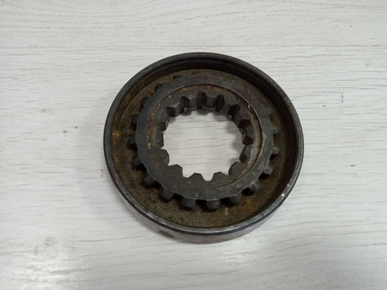 Муфта синхронизатора делителя КамАЗ 15-1770190