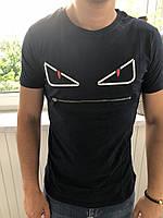 Мужская футболка Fendi