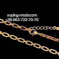 Цепочка из медицинского золота xuping