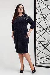 Женственное платье в полномерном размере  50,52,54,56