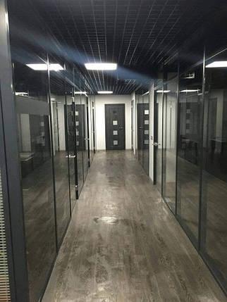 Офисные перегородки с жалюзи, фото 2
