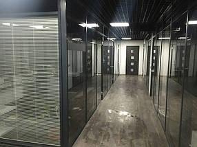 Офисные перегородки с жалюзи, фото 3