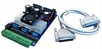 Контроллер шаговых двигателей ЧПУ LVD TB6560 3-осевой