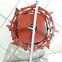 Колеса с грунт-ми 400(380)/150 мягкий ход, фото 3