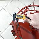 Колеса с грунт-ми 400(380)/150 мягкий ход, фото 6