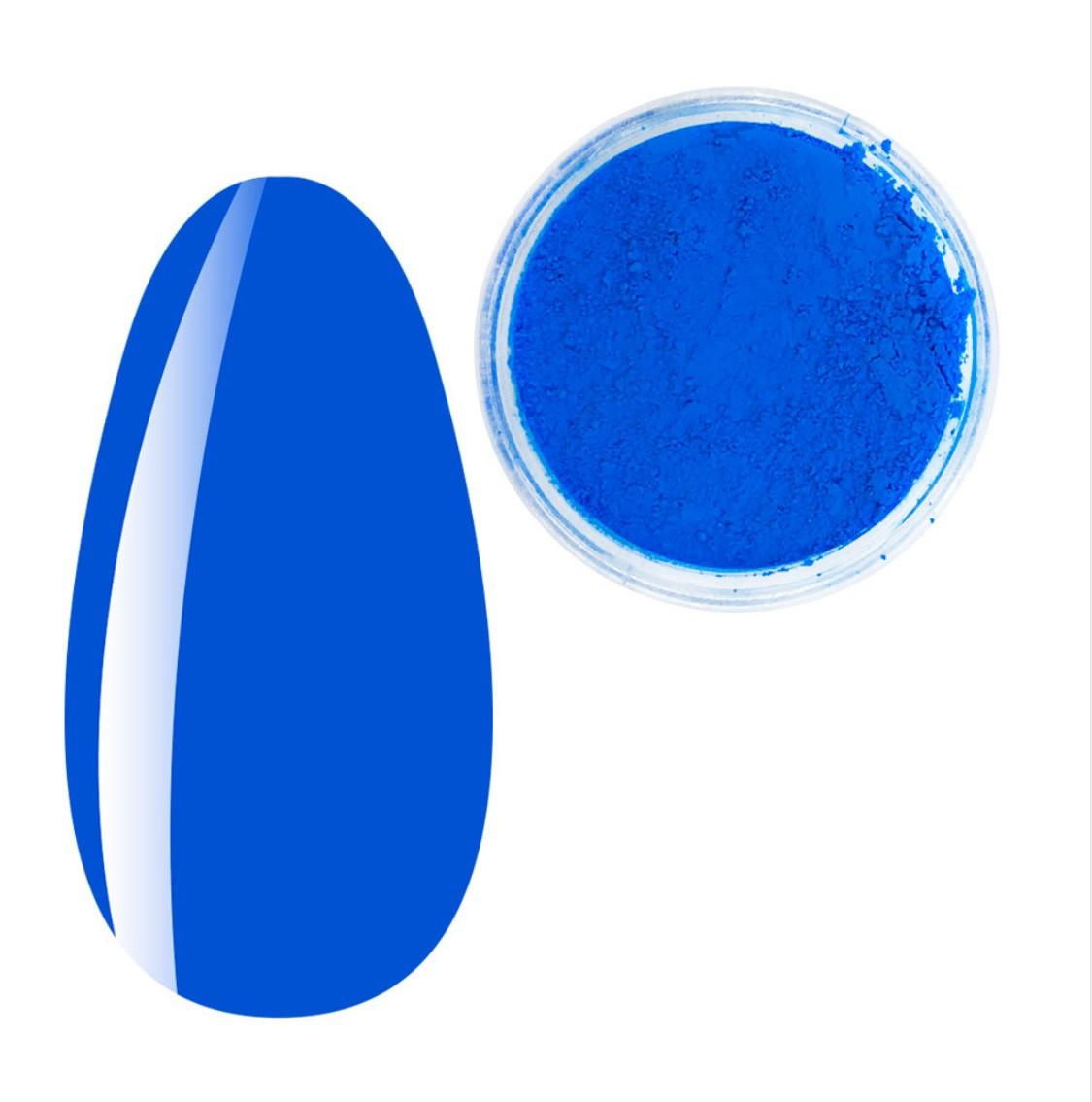 Неоновый пигментNali Kit синий