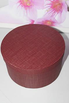 Подарочная коробочка круглая 29.5 см