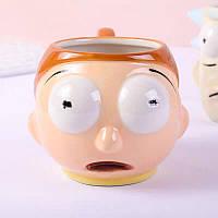3D чашка Морти (Рик и Морти/Rick and Morty)