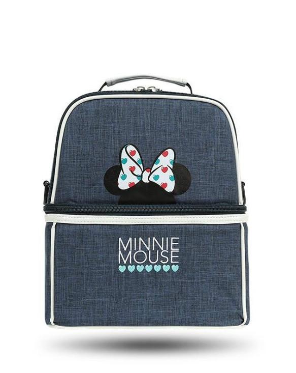 Терморюкзак для мамы SLINGOPARK Minnie's Bow