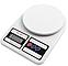 Весы кухонные электронные Domotec MS-400 до 10 кг с дисплеем, фото 2