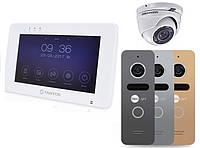 Комплект Wi-FI домофона с камерой Tantos Rocky 7 - детекция, сенсорный экран