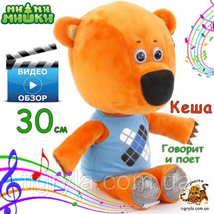 Большой Кэша мягкая игрушка Инокентий - говорит фразы и поет песенку из мультфильма мимимишки, фото 2