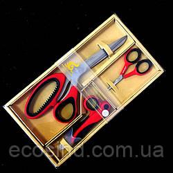 Набор ножниц 3pcs GOLDE PHOENIX (660-УМ-0004)