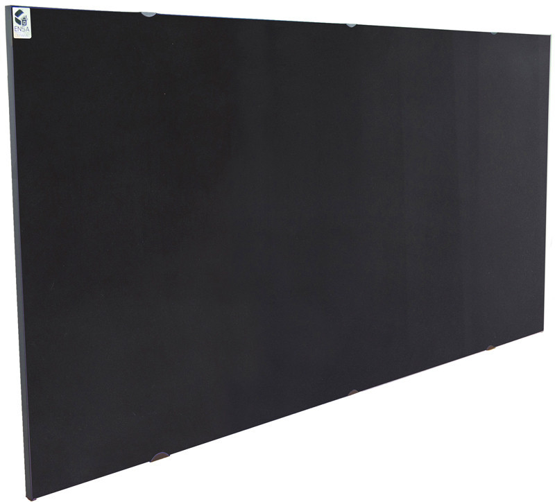 Настенный Керамический обогреватель ENSA CR1000 Black (Архивная модель/Снят с производства)
