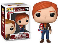 Фигурка Funko Pop Фанко Поп Человек Паук Мери Джейн Spider Man Mary Jane 10 см SKL38-222961