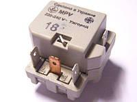 Пускозащитное реле MPV 1.8A 220~240 (Украина) для холодильников типа Минск, Днепр, Норд, Кормоизмельчителей