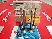 Комплект впускных клапанов Renault Trafic 2 1.9 dCi F9Q (Original 7701471702), фото 1