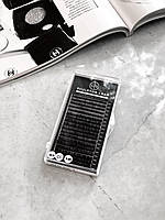 Ресницы  МИКС ДЛИН (7-13)Sculptor Lash Diamond Black