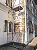 Вышка тура на колесах передвижная строительная 1.6 х 0.8 (м) 1+1, фото 6