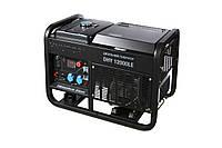 Дизельный генератор 10 кВт Hyundai DHY 12000LE (Бесплатная доставка по Украине)